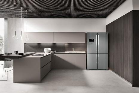 Холодильник Jacky's JRFI526V