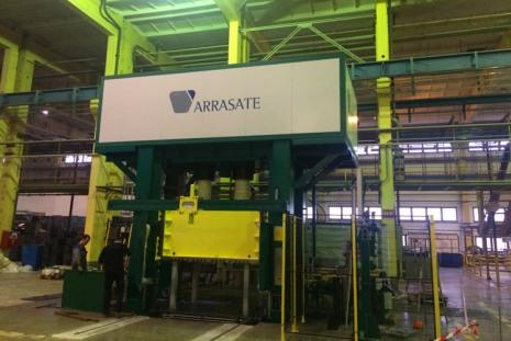 Гидравлический пресс испанской фирмы Fagor Arrasati