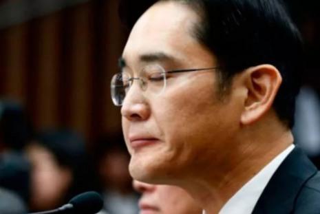 Фактический руководитель Samsung Group Ли Чжэ Ён