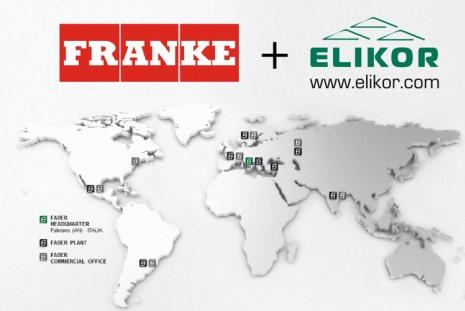 Компания Franke поглощает ELIKOR