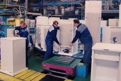 NORD переносит производство в Китай