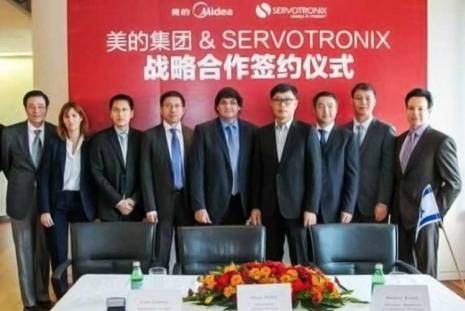 Midea купила компанию Servotronix Motion Control