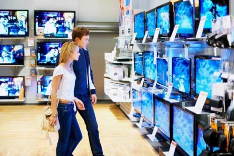 Мировой рынок телевизоров продолжает расти