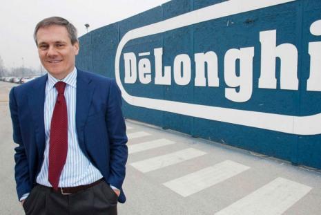 Фабио деЛонги, генеральный директор De'Longhi Group