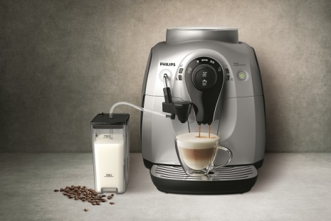 Кофемашина Philips HD8652/51 Easy Cappuccino серии 2100