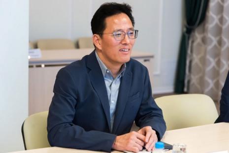 ЛиЮнчжик, новый генеральный директор завода Samsung Electronics в Калужской области
