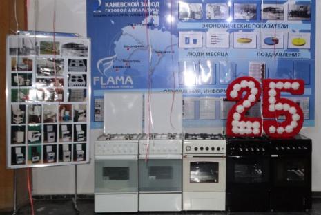Российскому заводу бытовой техники исполнилось 25 лет