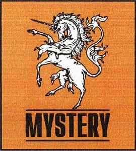 Логотип Mystery