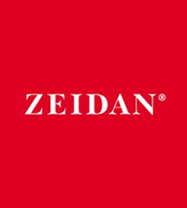 Логотип ZEIDAN