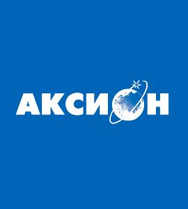 Логотип Аксион