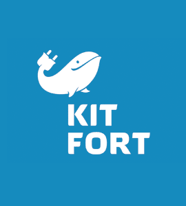 Логотип Kitfort