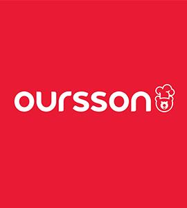 Логотип Oursson