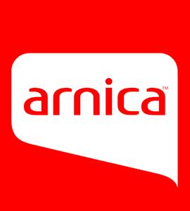 Логотип Arnica
