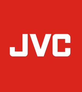 Логотип JVC