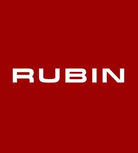 Логотип RUBIN