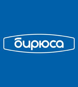 Логотип Бирюса