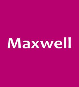 Логотип Maxwell
