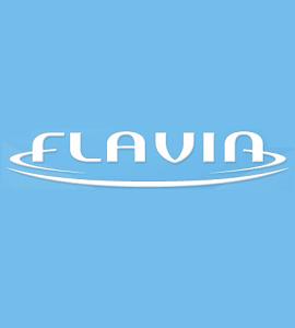 Логотип FLAVIA