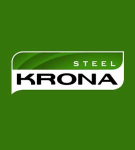Логотип KRONAsteel