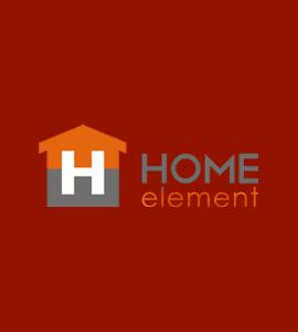 Логотип HOME ELEMENT