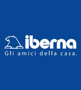 Логотип Iberna