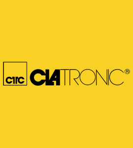 Логотип CLATRONIC