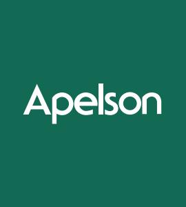 Логотип Apelson