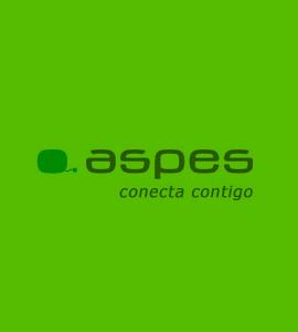 Логотип Aspes