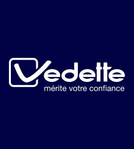 Логотип Vedette