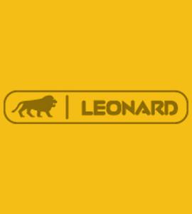 Логотип Leonard
