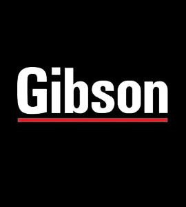 Логотип Gibson