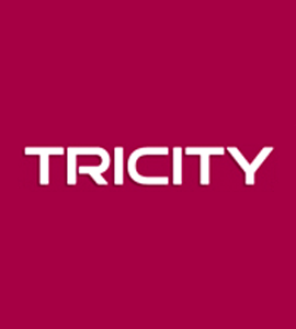 Логотип Tricity
