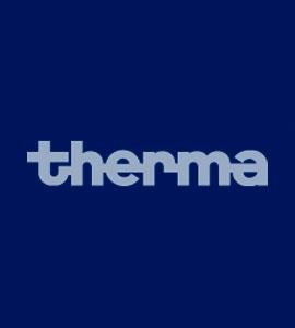 Логотип Therma