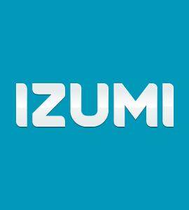 Логотип IZUMI