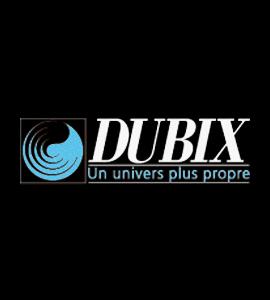 Логотип Dubix