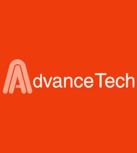 Логотип AdvanceTech