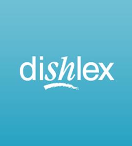 Логотип Dishlex