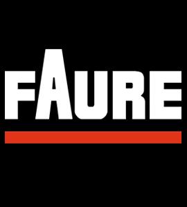 Логотип Faure