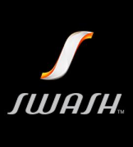 Логотип SWASH