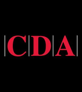 Логотип CDA