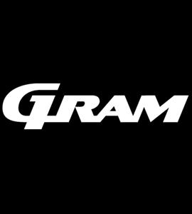 Логотип Gram