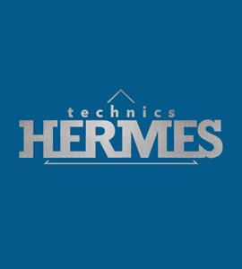 Логотип HERMES TECHNICS