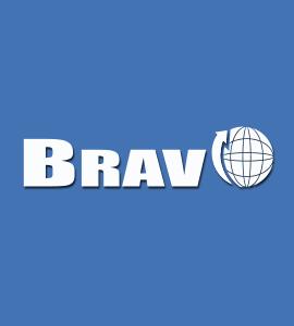 Логотип BRAVO