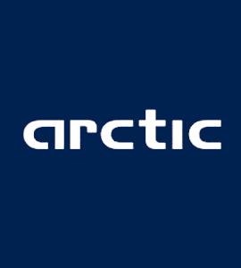 Логотип Arctic