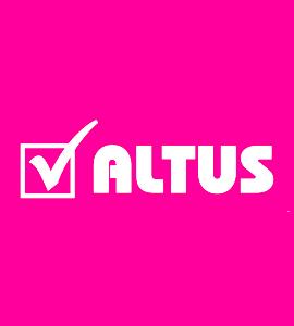 Логотип Altus