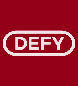 Логотип Defy