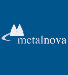 Логотип METALNOVA