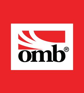 Логотип OMB