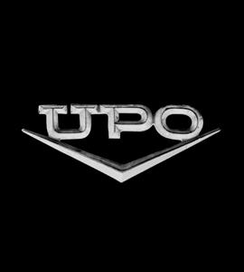 Логотип UPO