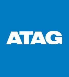 Логотип ATAG